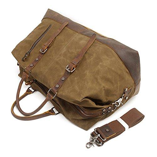 Weekender Tasche Duffle Bag P.KU.VDSL - 3