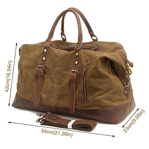 Weekender Tasche Duffle Bag P.KU.VDSL - 5