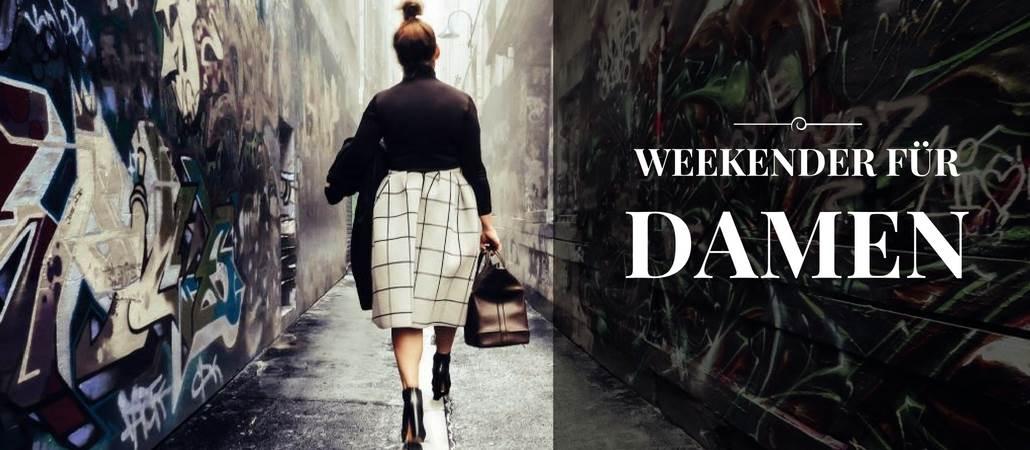 Weekender Taschen für Damen